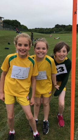 Quad athletics - girls